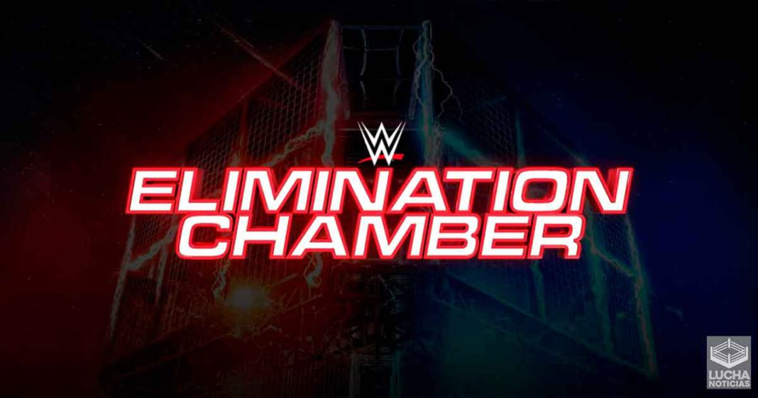 WWE Elimination Chamber en direct, couverture et résultats 21 février