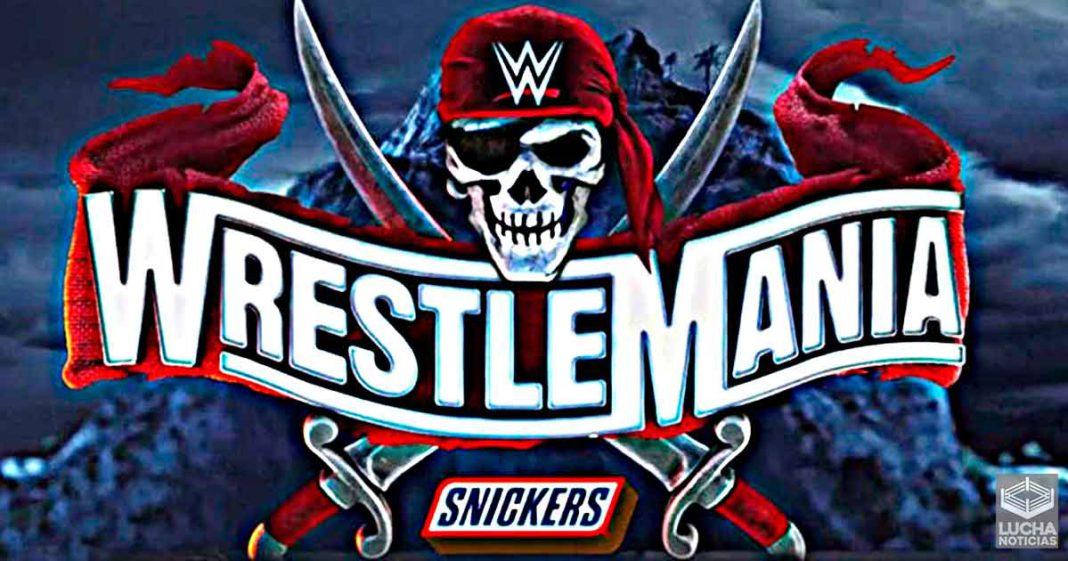 WWE is still deciding plans for a star wrestler at WrestleMania 37