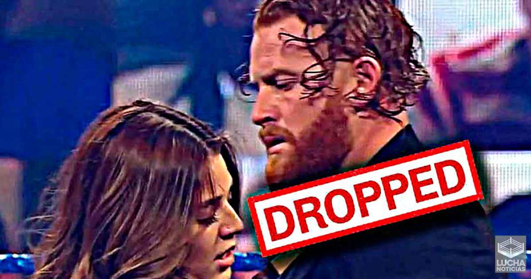 WWE cancels the love affair between Murphy and Aalyah Mysterio completely