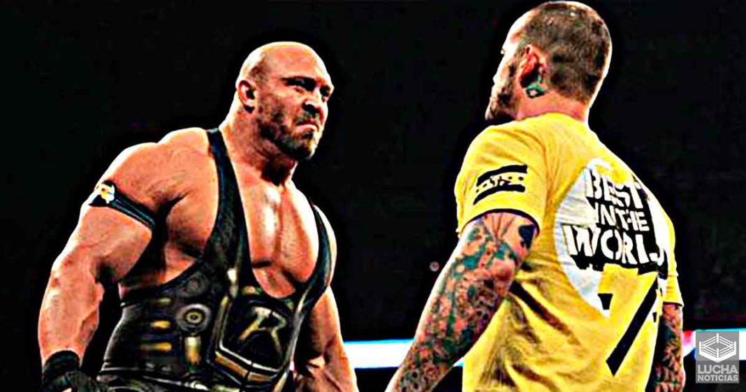WWE intentó despedir a Ryback durante su rivalidad con CM Punk