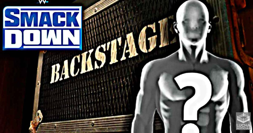 WWE returns to producer superstar of SmackDown