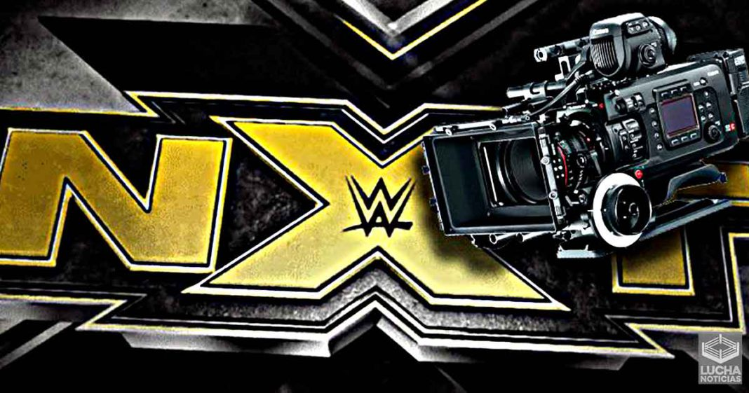 WWE has already filmed content for a second edition of NXT Evolve