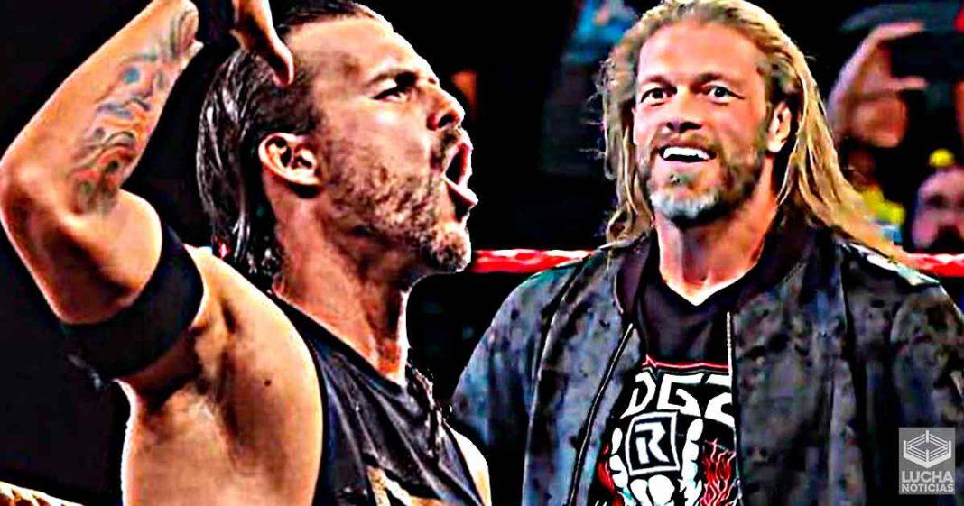 Adam Cole quiere una lucha mano a mano contra Edge