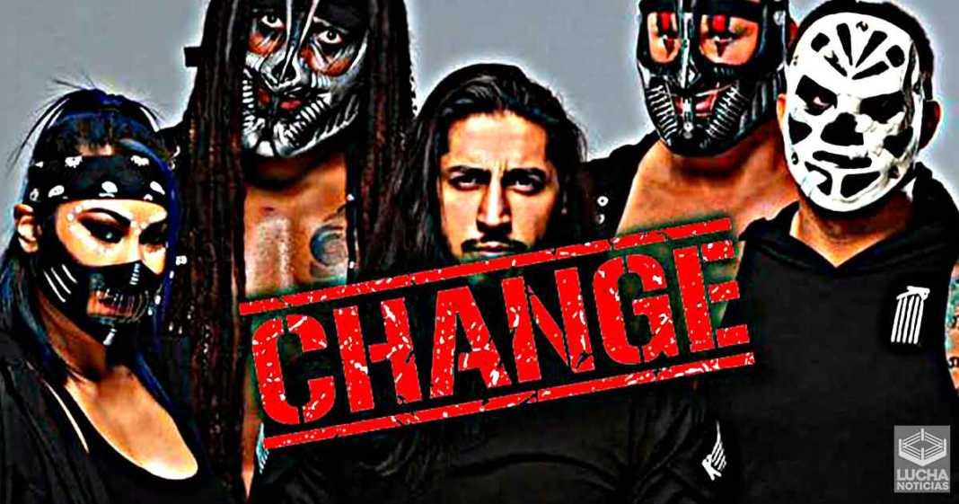 Altos mandos de WWE quieren cambiar a la facción Retribution