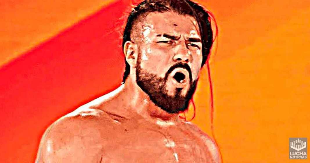 Andrade rompe el silencio trás ser despedido por WWE