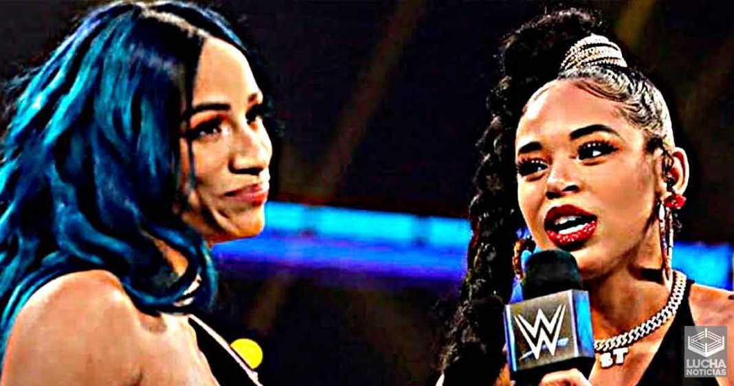 Bianca Beleair cree que su lucha contra Sasha Banks puede ser el evento estelar de WrestleMania 37