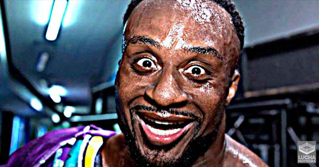 Big E revela que peleador de MMA quería unirse a New Day