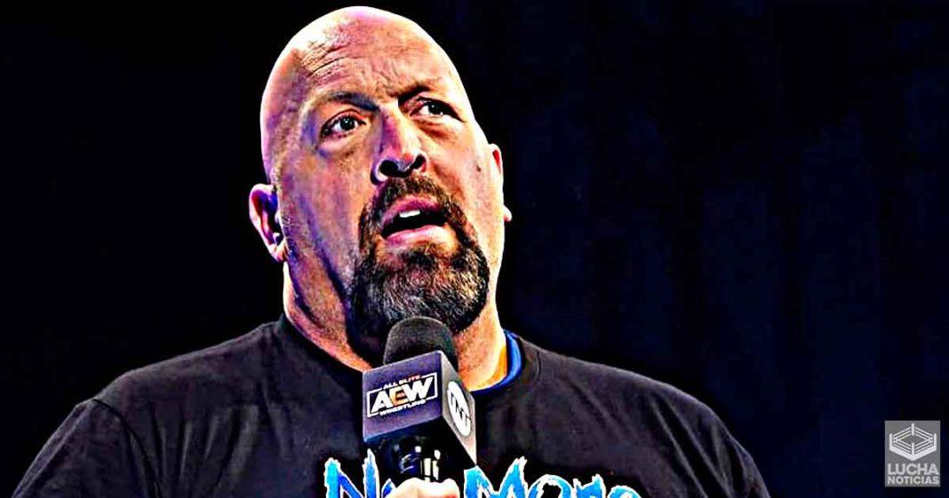 Big Show revela que decidió abandonar WWE en 48 horas