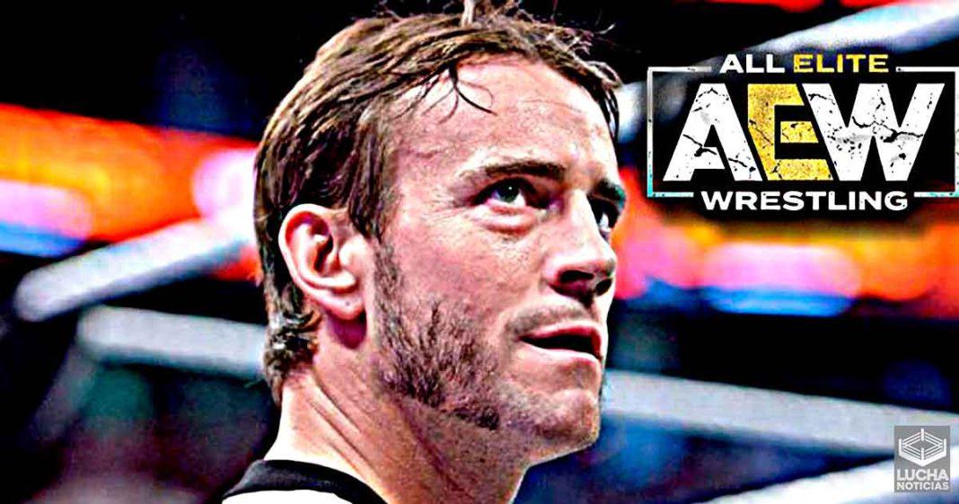 CM Punk dice que AEW debería enfocarse en su talento