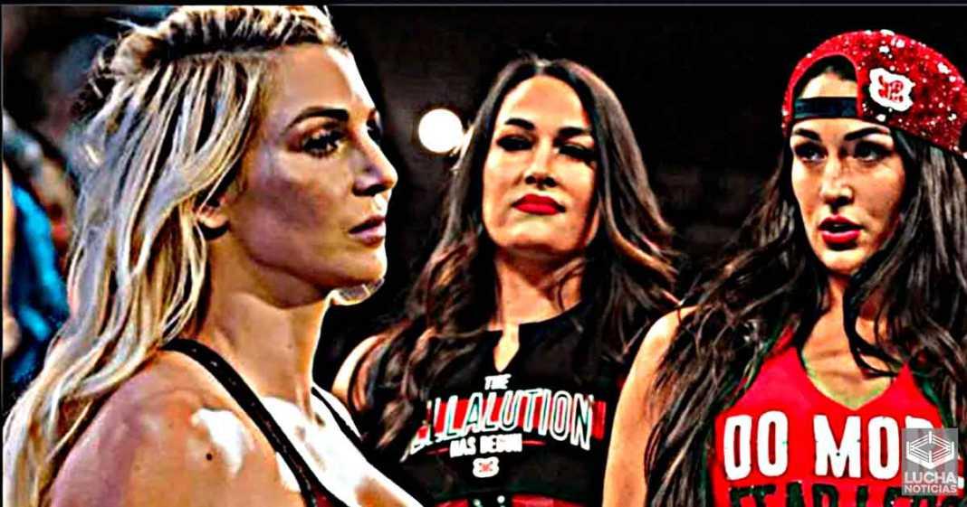 Charlotte Flair dice como aprendio a ser una estrella de las Bella Twins