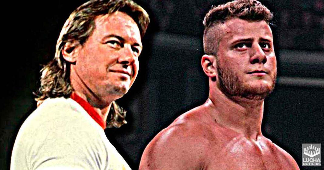 Chris Jericho compara a MJF con Roddy Pipper