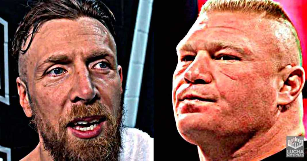 Daniel Bryan desmiente un gran mito sobre Brock Lesnar