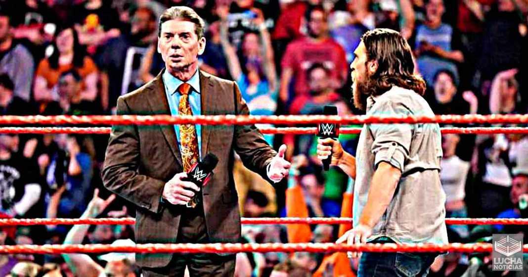 Daniel Bryan revela por que quería dejar WWE