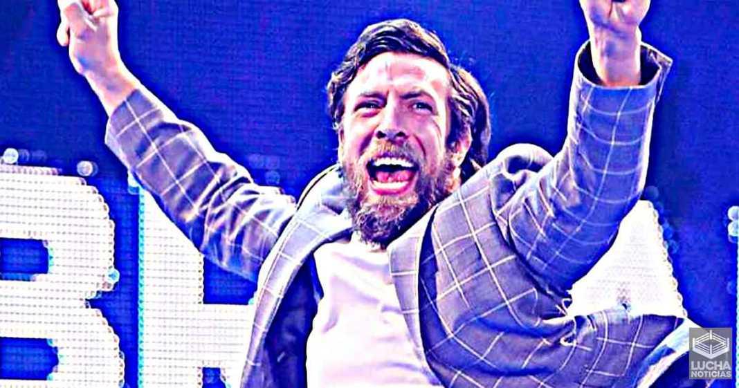 Daniel Bryan tiene interes en enfrentar a lucharo de AEW