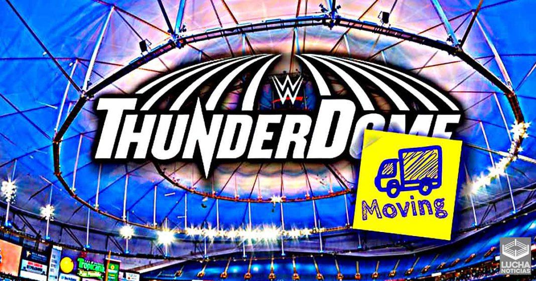 Detalles donde será la nueva locación del WWE ThunderDome