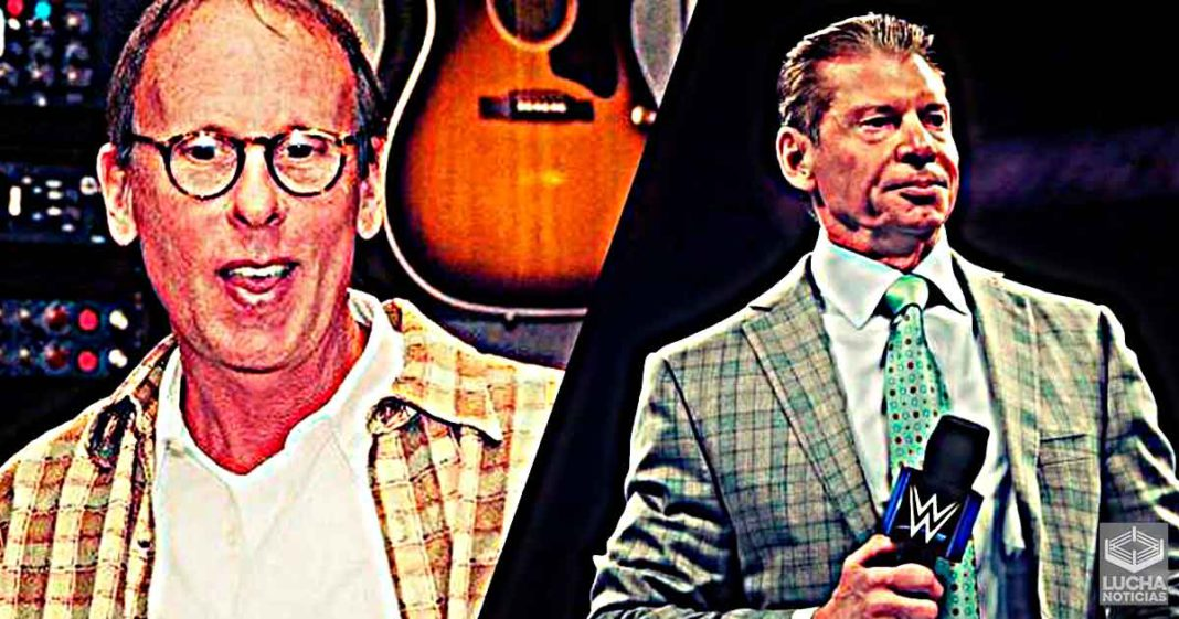 El ex compositor de la WWE Jim Johnston revela que no firmó oficialmente con la compañía.