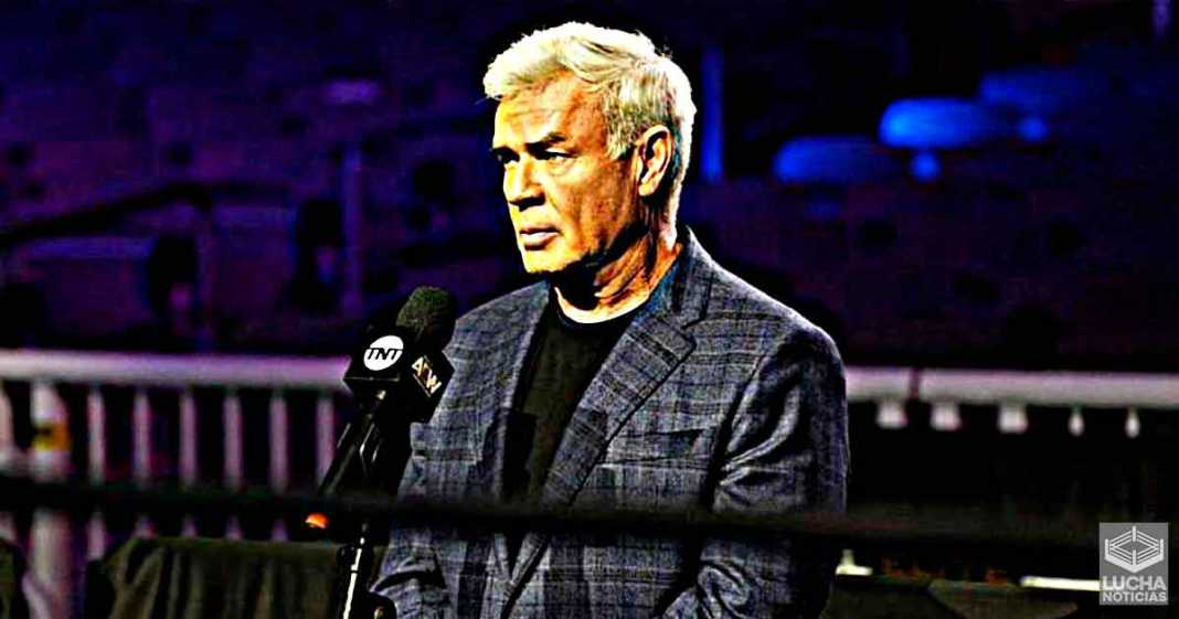 Eric Bischoff revela unom de los grandes problema de la lucha libre actual