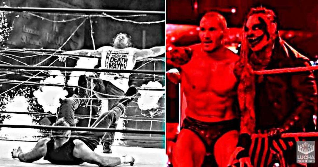 Está planeando copiar WWE a AEW en WrestleMania 37