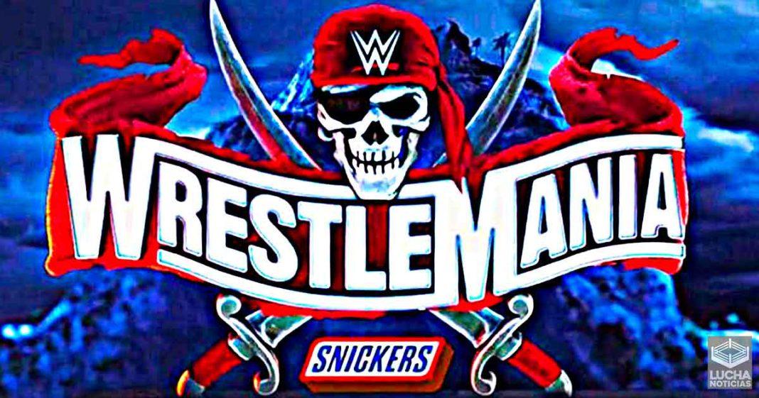 Estas son las 5 luchas clave que WWE tiene planeado para WrestleMania 37