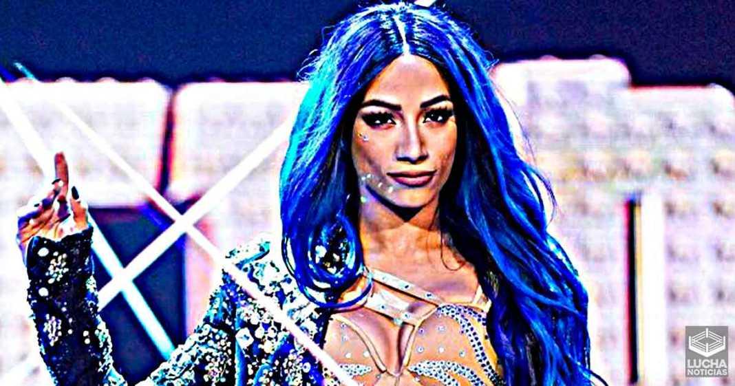Estos son los planes que tiene WWE para Sasha Banks en WrestleMania 37