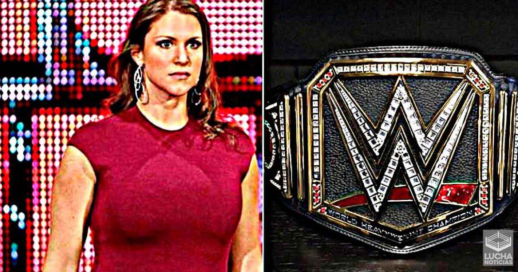 Ex campeón de la WWE no quería tener un ángulo romántico con Stephanie McMahon