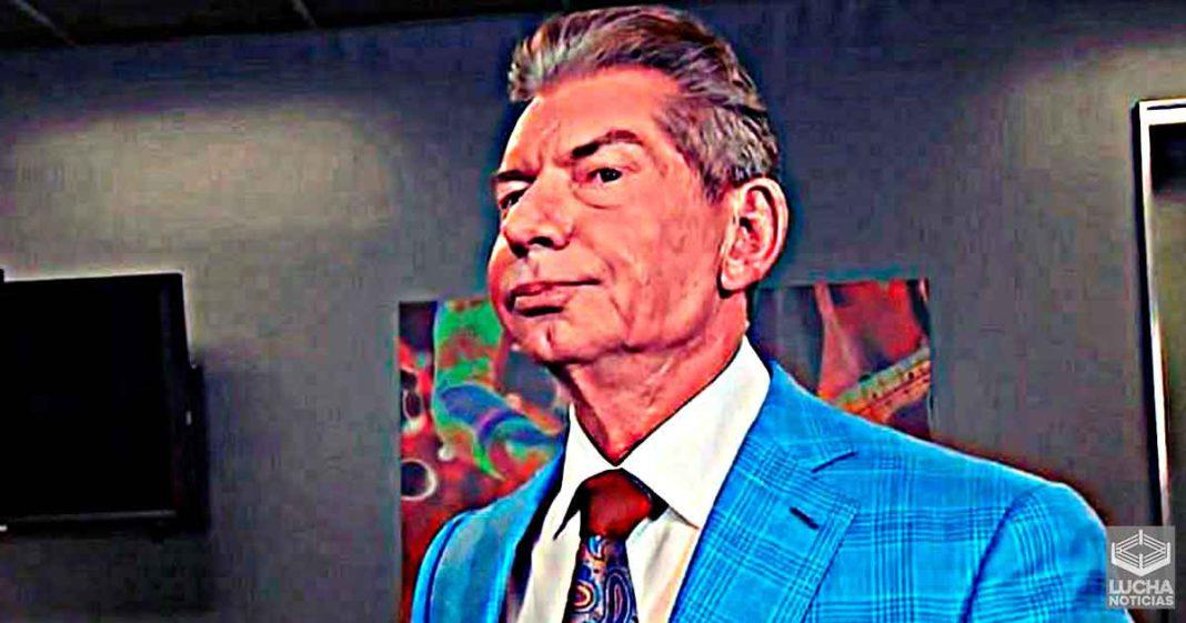 Ex empleado de la WWE describe su relación con Vince McMahon