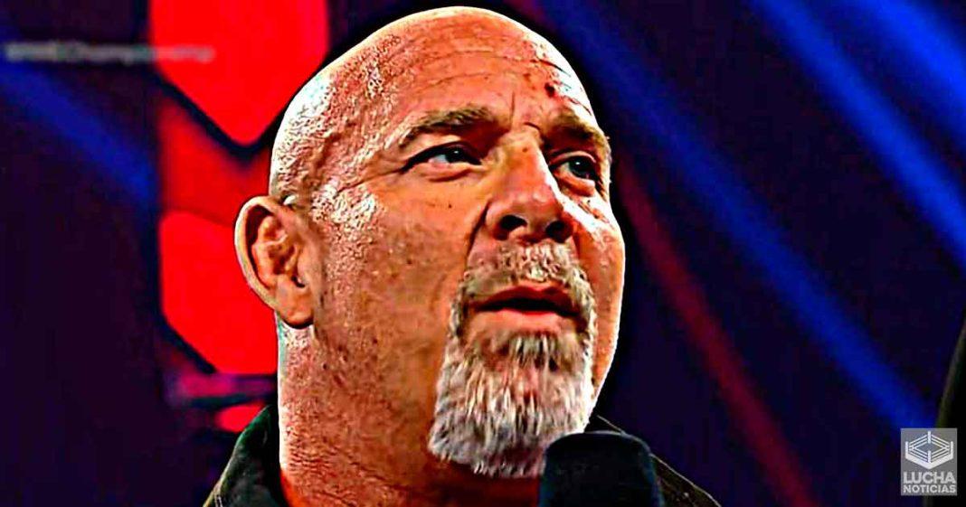 Goldberg está en la WWE por el dinero y no por amor a la lucha libre según leyenda