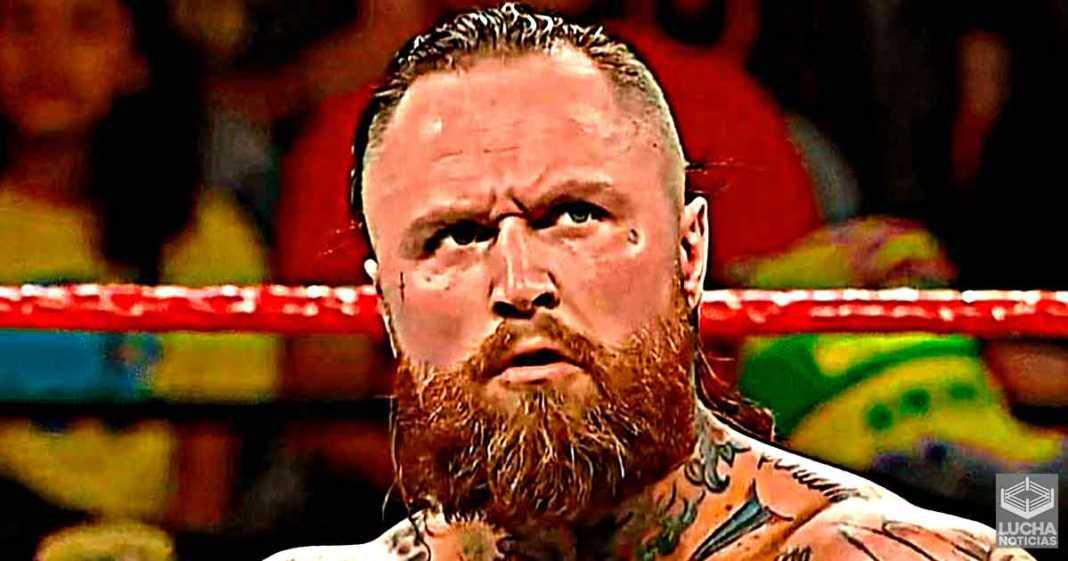 Grandes noticias para el futuro de Aleister Black en WWE