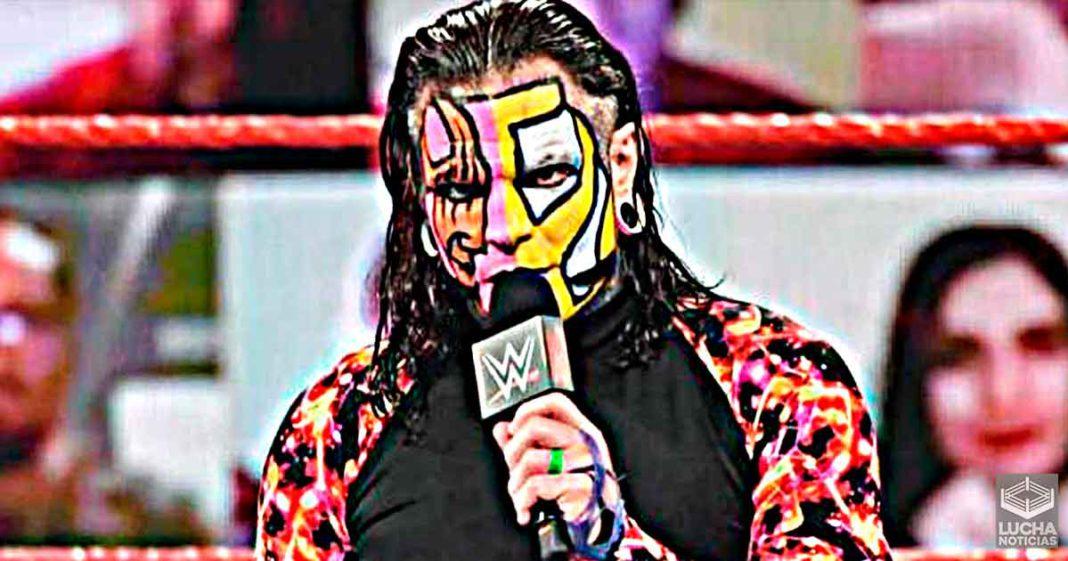Jeff Hardy dice que AEW tiene más mente abierta que WWE