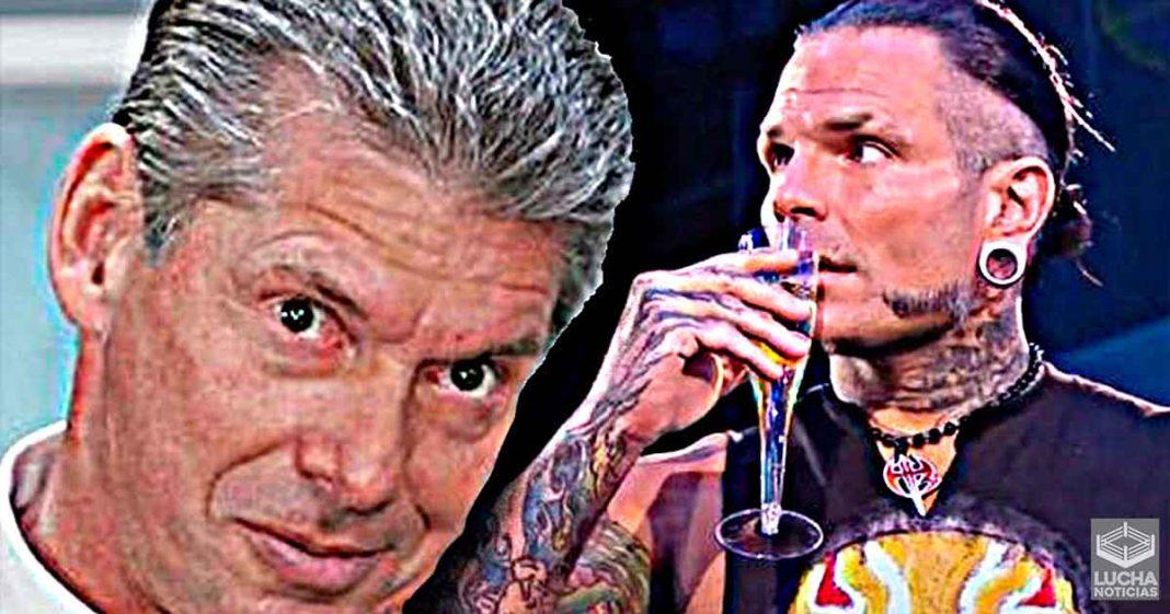 La verdad sobre Jeff Hardy, WWE y Vince McMahon en 2009