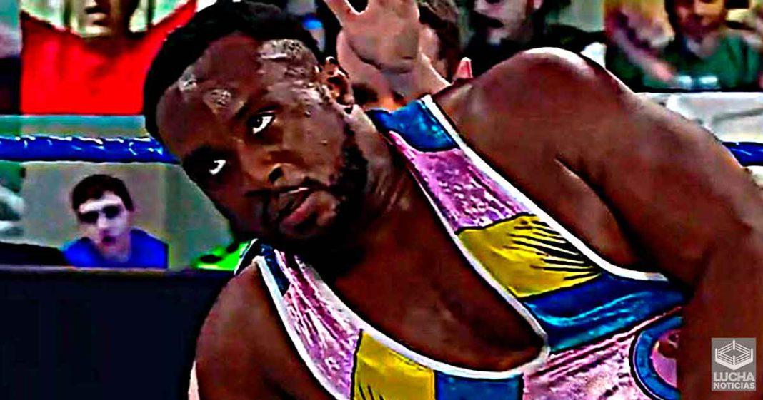 Las cosas no lucen bien para Big E en WWE Fastlane