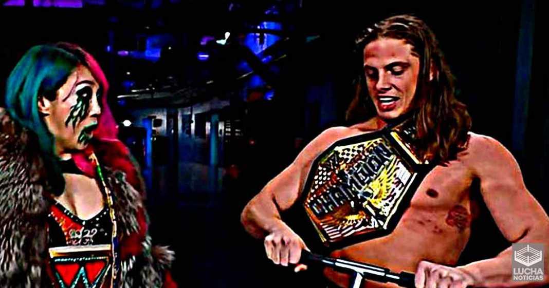 Matt Riddle comete terrible error durante WWE RAW