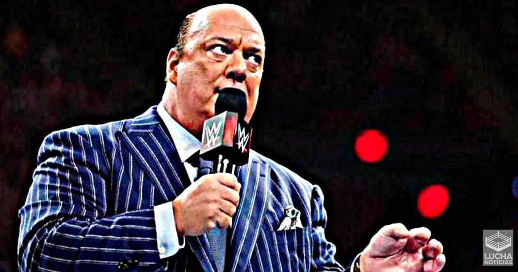 Paul Heyman dice que las estrellas que intentó dar empuje en la WWE