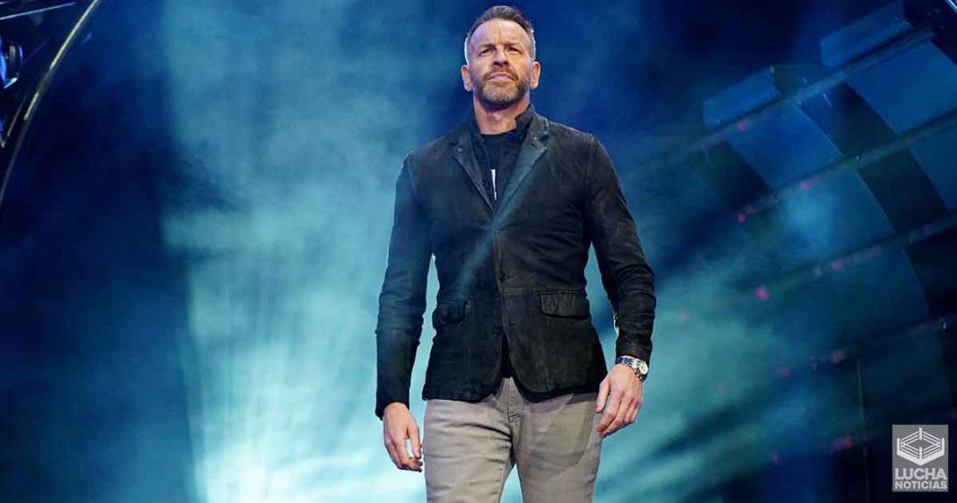 Qué superestrellas de WWE sabían que Christian iría a AEW