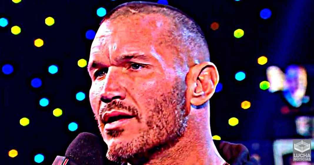 Randy Orton afirma que tendrá su lugar en WWE el tiempo que el quiera