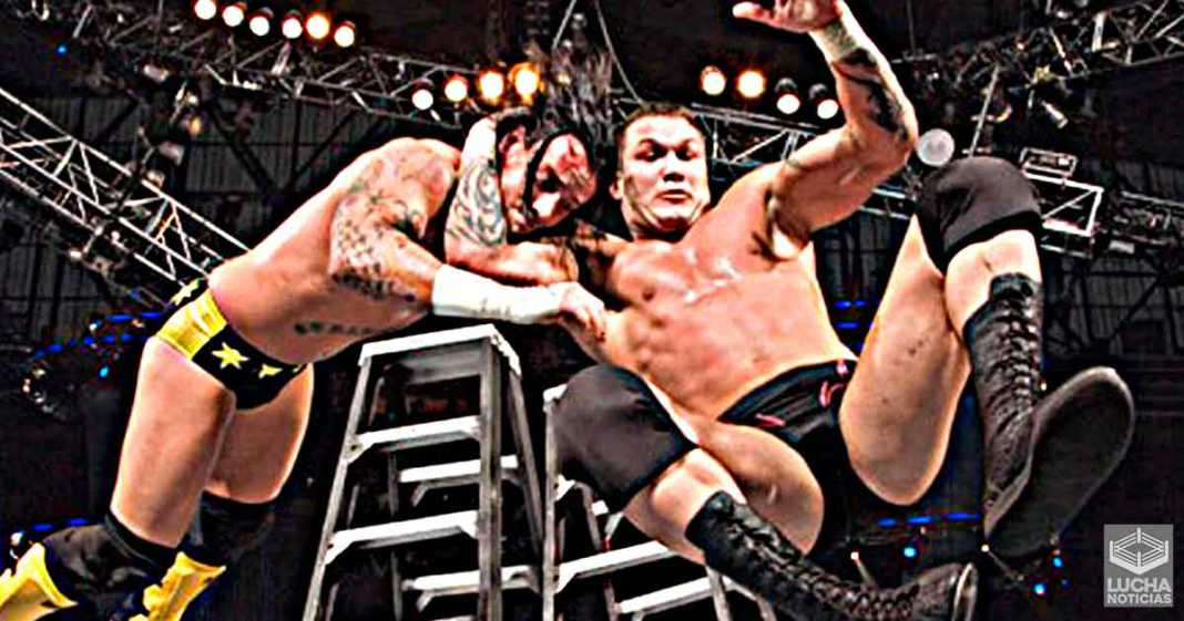 Randy Orton revela de donde sacó su finisher RKO