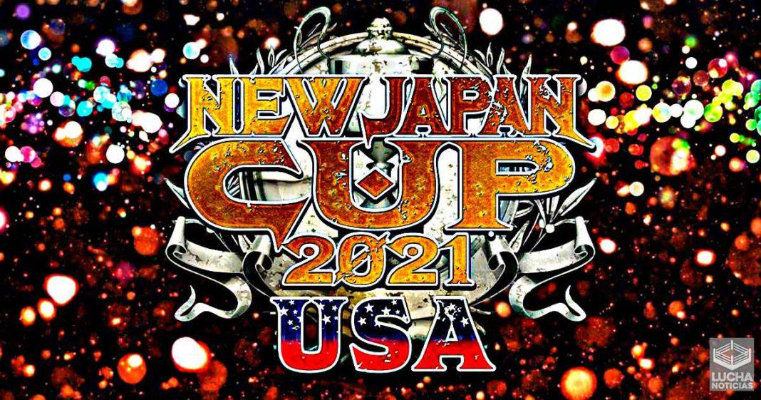 Regresa la New Japan Cup USA dentro de unas semanas