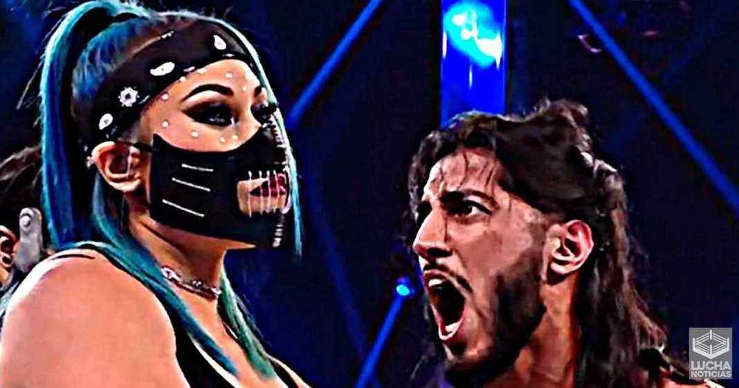 Retribution por fin se separa durante WWE Fastalne