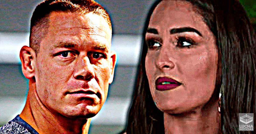 Romper con John Cena hizo mas dificil la última corrida de Nikki Bella en WWE