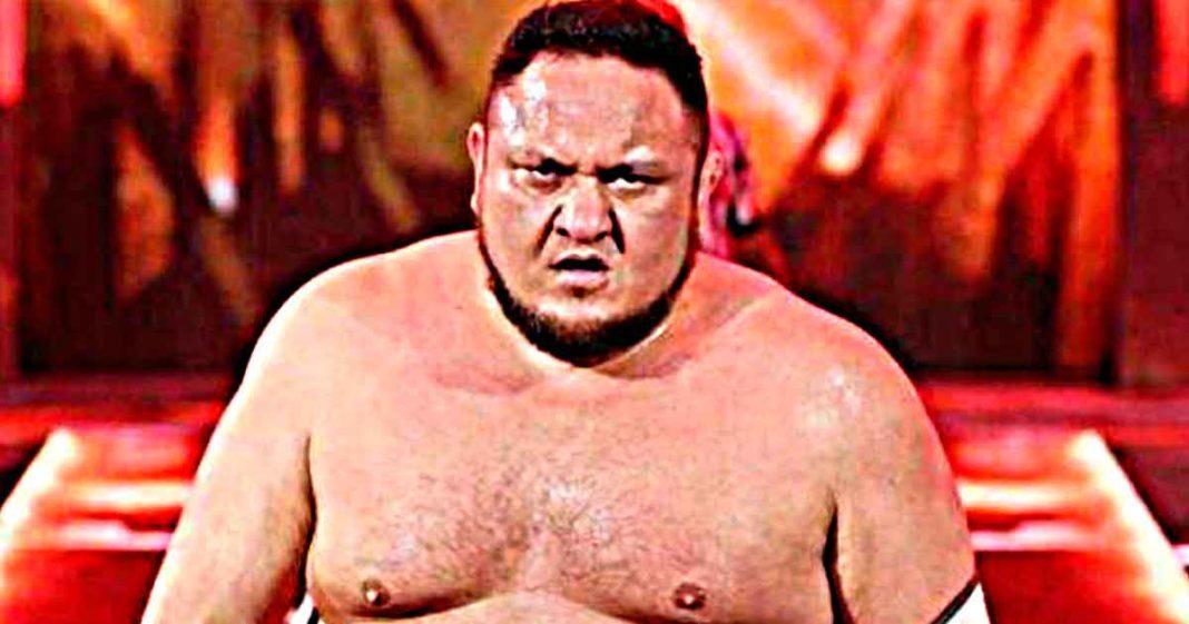 Samoa Joe habla de cuando regresará a luchar en WWE