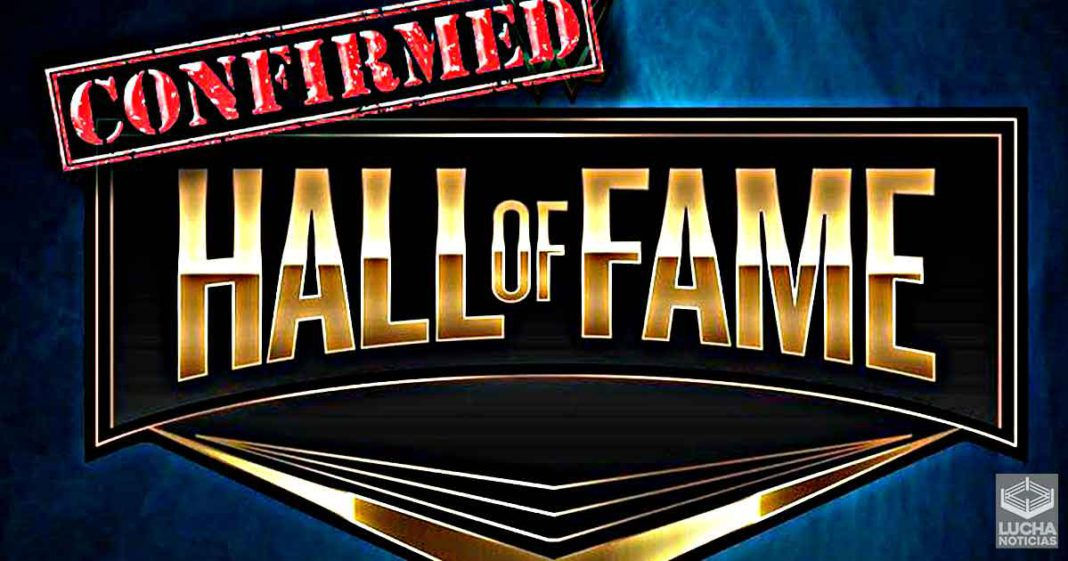 Se confirma la fecha del WWE Hall Of Fame 2021