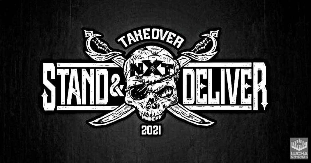 Se revela el próximo NXT TakeOver: Stand and Deliver