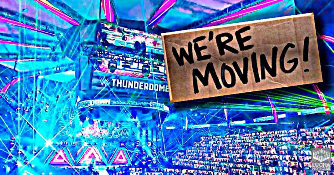 Se revela la próxima posible locación para el WWE ThunderDome