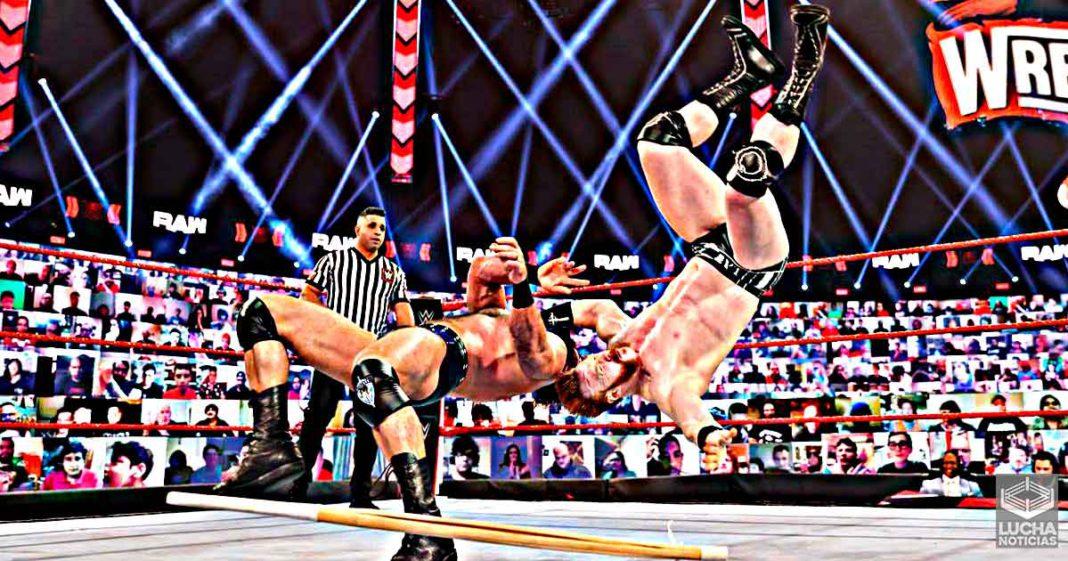 Sheamus y Drew McIntyre muestran sus terribles cicatrices de su lucha sin descalificación en RAW