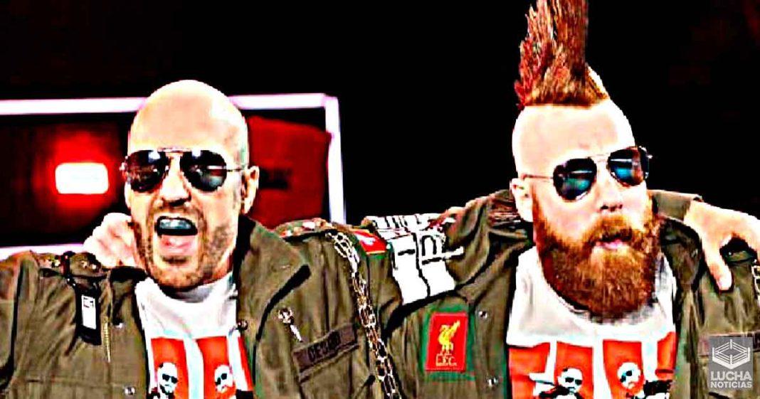 Sheamus ya hubiese abandonado WWE si no fuera por Cesaro