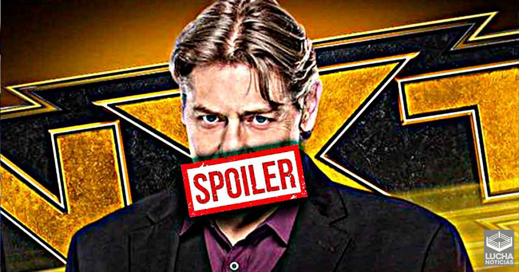 Spoiler sobre la gran sorpresa que dará William Regal en WWE NXT