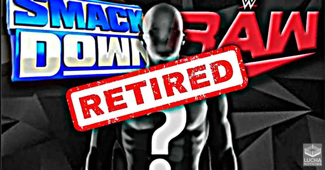 Superestrella de WWE confirma que ya se ha retirado