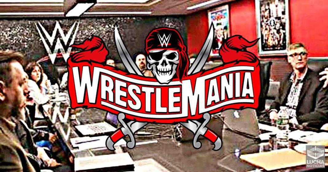 Todos los cambios en el cartel de WWE WrestleMania 37