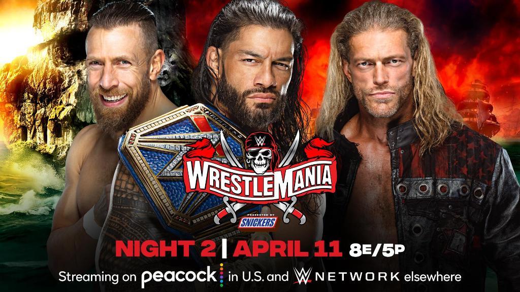 Triple Amenaza por el Campeonato Universal en WrestleMania 37