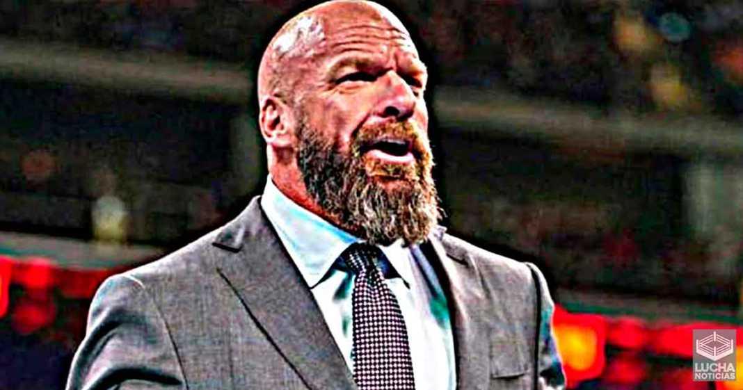 Triple H sale de cuarentena luego del brote de COVID-19 en WWE NXT